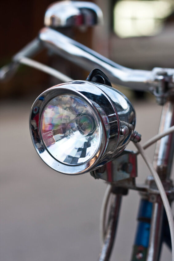 How to Buy Vintage Bicycle Lights on eBay