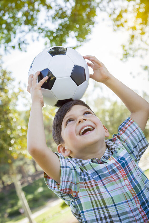 How to Buy Sporting Goods for Your Child