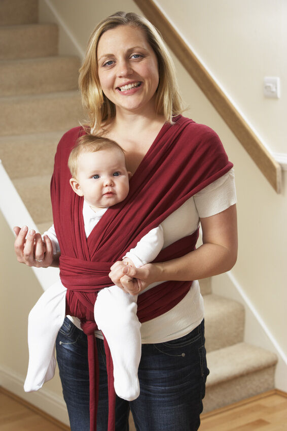 How to Buy a Baby Sling on eBay