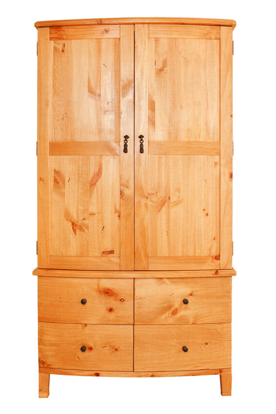 How to Restore an Old Pine Wardrobe | eBay