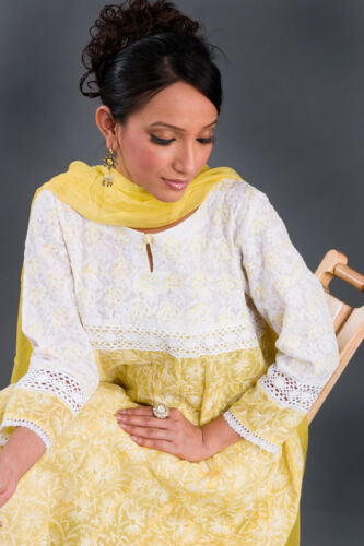 Embellished Salwar Kameez