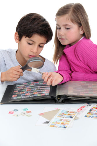 A Kids' Guide to Stamp Collecting