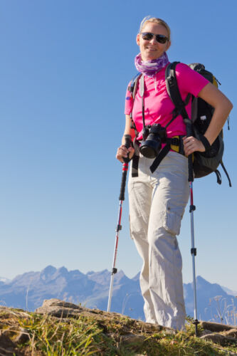 Trekking- & Wanderstöcke: Tipps zur Auswahl von Stöcken für Nordic Walking, Wanderungen und Trekking