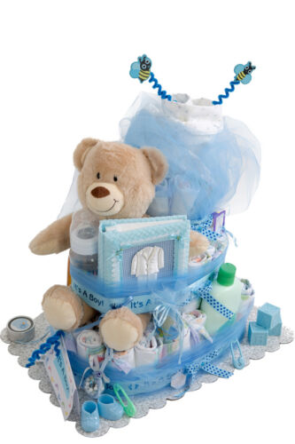 baby showers that allow attendees to come together and shower the