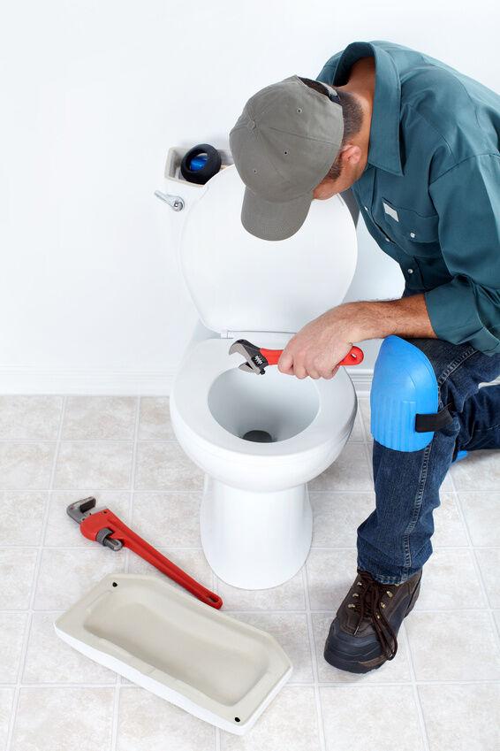 How to Install a Toilet. How to Install a Toilet   eBay