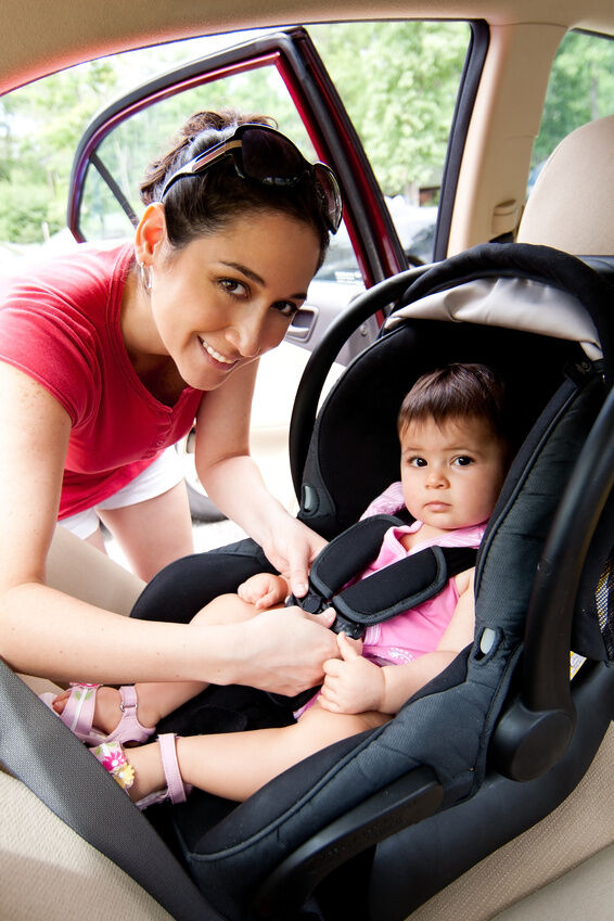 How to Fit a Baby Car Seat