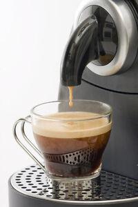 Comparing a Nespresso to Hand-Prepared Espresso