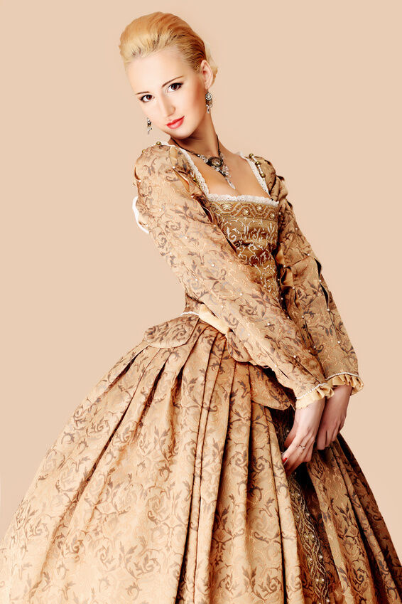 Top 6 Period Inspired Costumes For Women