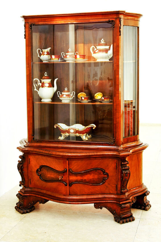 Decoration Tips: How to Get Your China Cabinet Ready for a Party ...