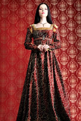 romantische mittelalter kleider f r fasching und andere anl sse ebay. Black Bedroom Furniture Sets. Home Design Ideas