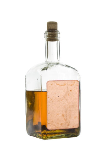 What is the Difference Between an Opaque and Clear Glass Collectable Whiskey Bottle