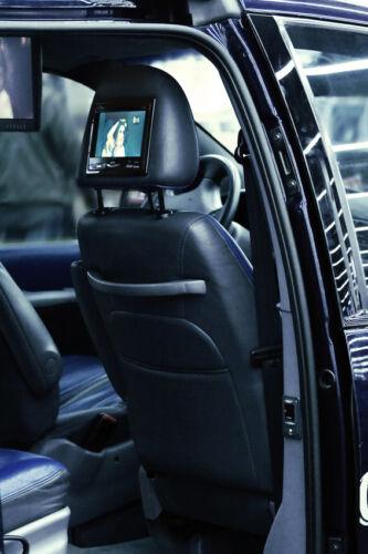 DVD-Player im Auto: An welchen Stellen im Auto darf ich einen Bildschirm einbauen?