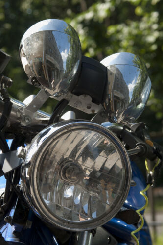 A Buyer's Guide for Motorbike Lighting and Mirrors on eBay