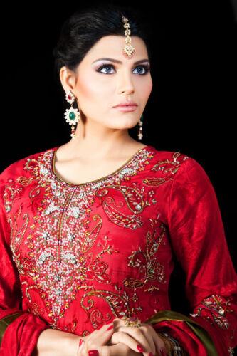 Beaded Salwar Kameez