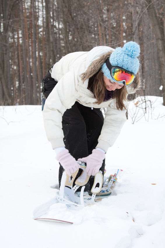 How to Adjust Bindings on Snowboards