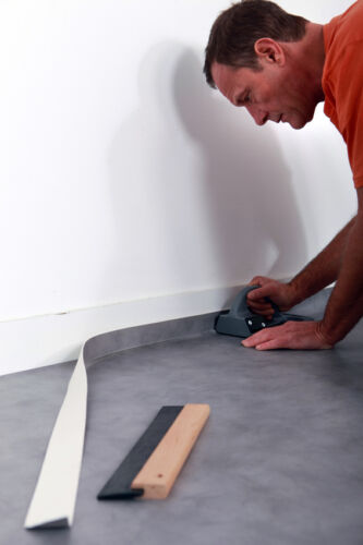 How to Repair a Linoleum Floor