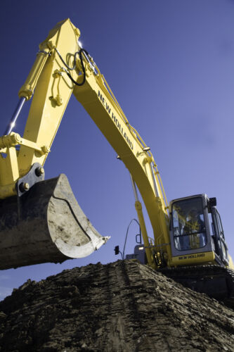 Construction Diggers and How to Maintain Them for Optimum Performance