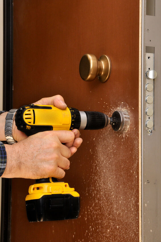 How to Install a Security Door