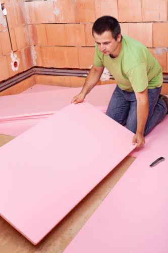 Baustoffe für die Plattendämmung: Richtig dämmen mit modernen Dämmstoffplatten