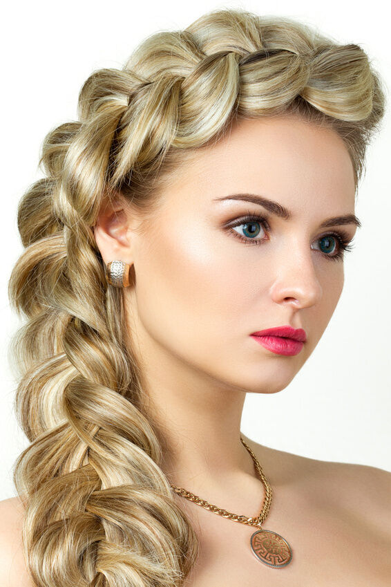 How to do a fishtail braid ebay for Fish tail hair