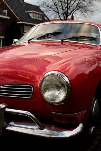 Ratgeber zur Reparatur eines Karmann Ghia: Worauf Sie beim Kauf von Karosserieteilen achten sollten