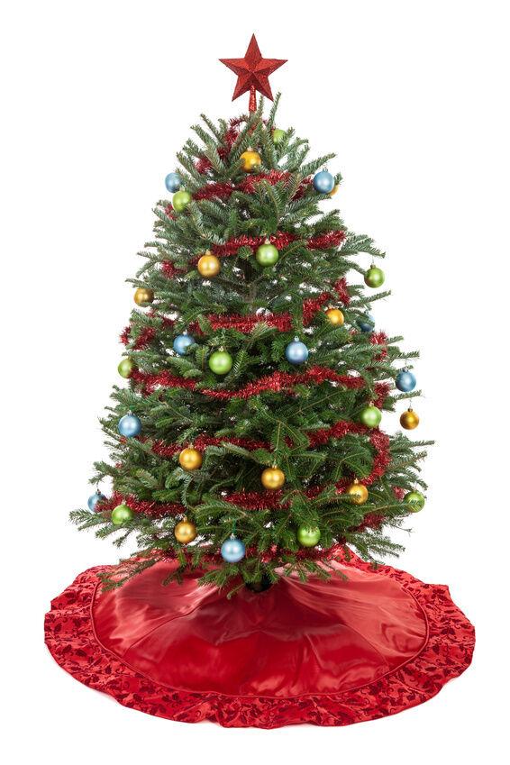 Superb Christmas Tree Skirt Images Part - 10: 5 Reasons To Buy A Christmas Tree Skirt