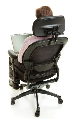 your guide to buying a computer chair for a bad back
