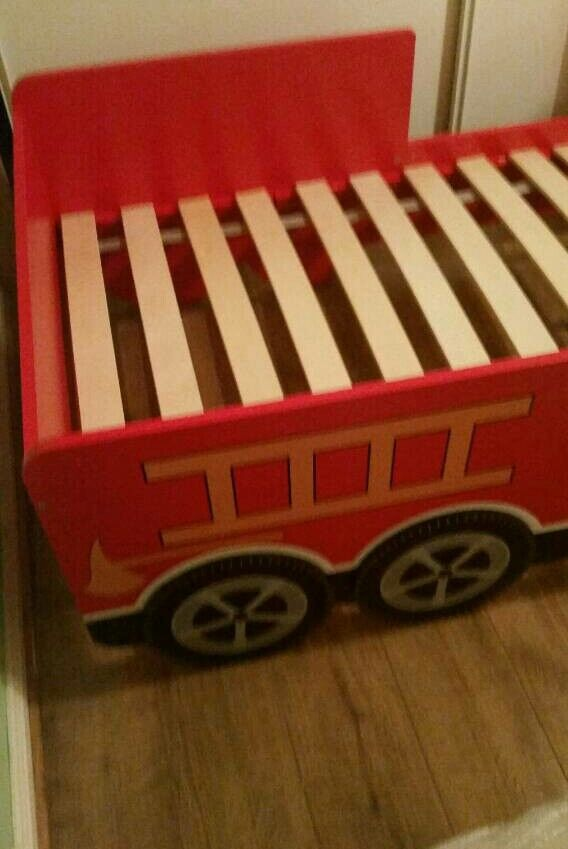 Single Bed Frame Only Fire Engine In Sunderland Tyne And Wear