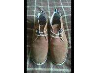 Joe Browns Sued Boots UK 10