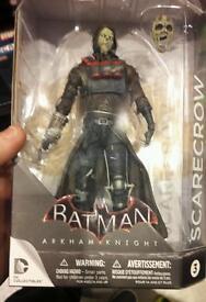 Dc collectibles Batman Arkham knight scarecrow