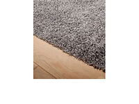 Large grey rug brand new