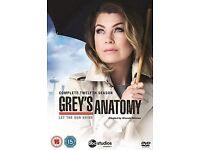Grey's Anatomy Full season 12