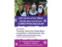 Birmingham St Mary's Hospice Christmas Bazaar - Stallholders needed!