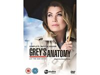 Grey's Anatomy Full Season 12