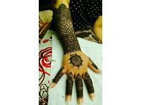 Henna/mehndi artist in manchester