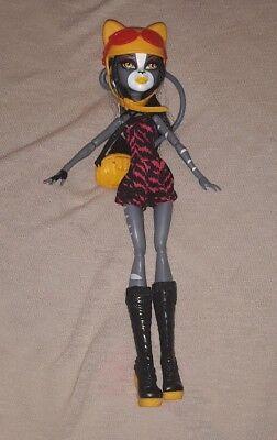 Monster High Wearcat Sister Doll.