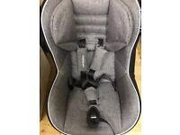 Mothercare havana isofix car seat