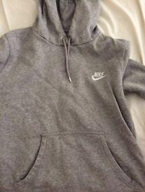 Grey Nike Hoodie