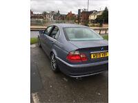 BMW 323i E46 for sale £895 ONO