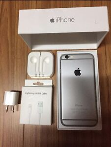 IPhone 6 -unlocked 16GB with Lifeproof Battery Case