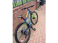 carrera hellcat ETD edition bike