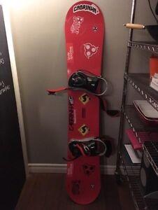 Snowboard Focus 158 cm