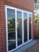 Bifold Door in white 2700 x 2100 white Matraville Eastern Suburbs Preview