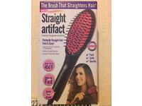 New Hair straightener brush