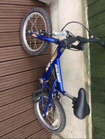 5-7 yr bike