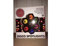 Disco Spotlights
