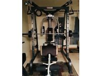 Multi Gym - Marcy Diamond Elite MD9010G Smith Machine Home Gym