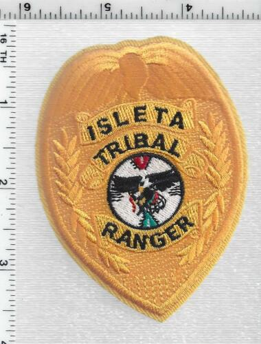 Isleta Tribal Ranger (New Mexico) 1st Issue Cap/Hat Patch