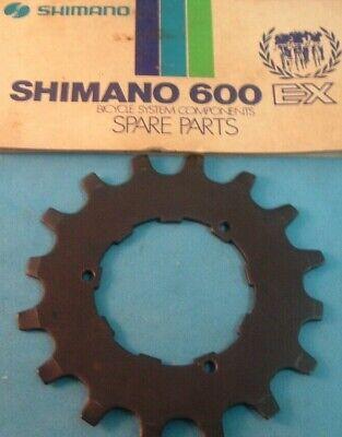 ~ Rare NOS Shimano 600 6200 EX CS-6200 6 Speed Uniglide 12-26 Cassette ~