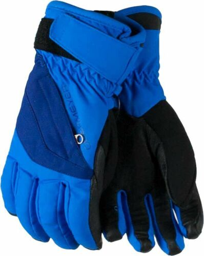 Obermeyer Kids Cornice Gloves Stellar Blue Size XL 11424